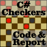C# WPF Checkers Game - Formal Report and Source Code